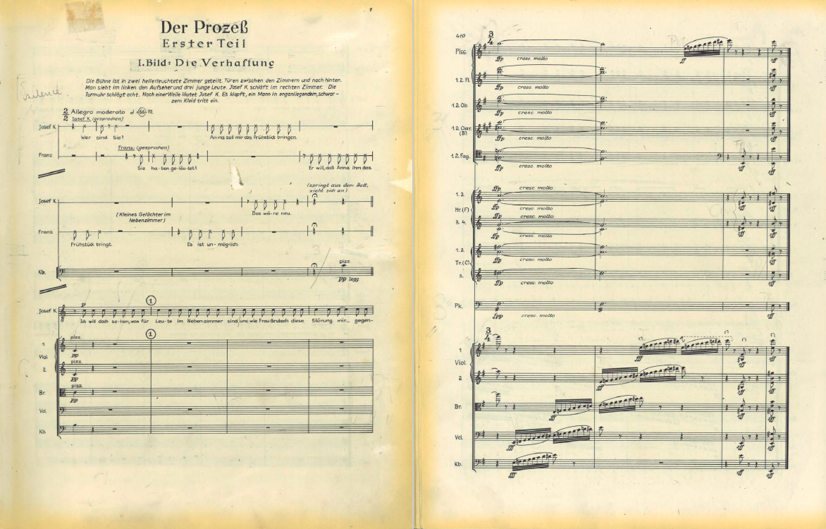 Pages from the First Edition