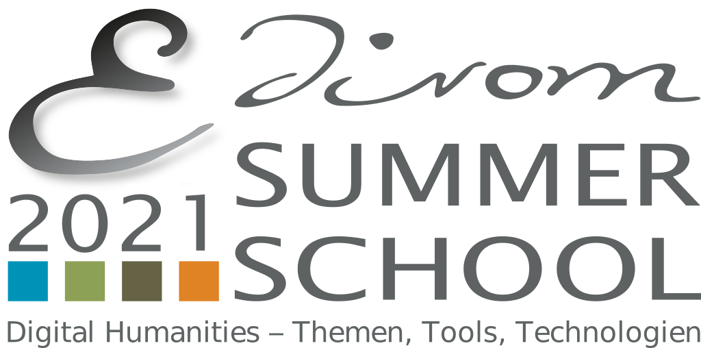 Edirom Summer School 2021